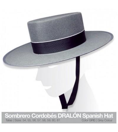 Sombrero Cordobés Dralon Gris