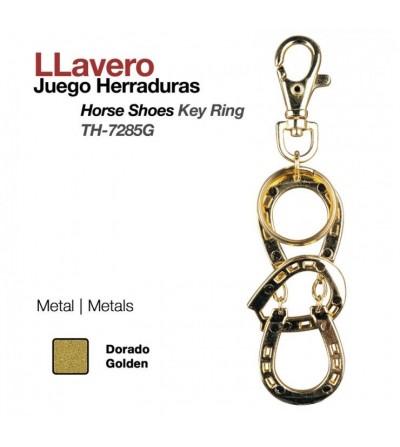 Llavero Juego Herraduras Th-7285G