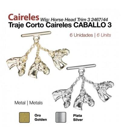 Caireles Cabezada Caballo (6 Uds)
