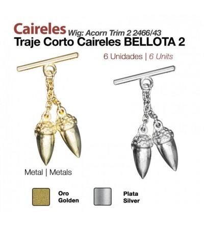 Caireles 2 Bellotas (6 Uds)