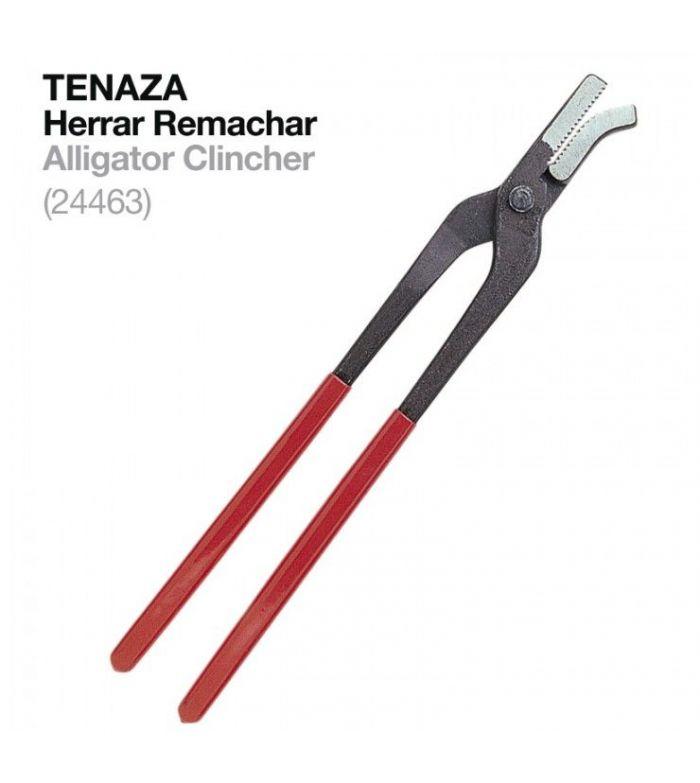 Tenaza Herrar para Remachar 24463