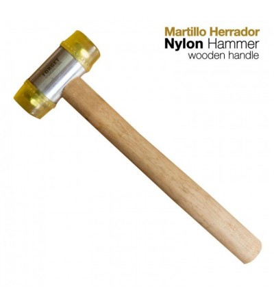 Martillo Herrador Nylon 40 mm