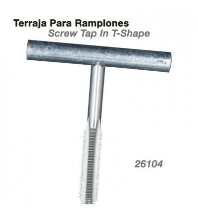 Terraja para Ramplones 26104