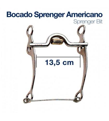 Bocado Americano Hs-Sprenger
