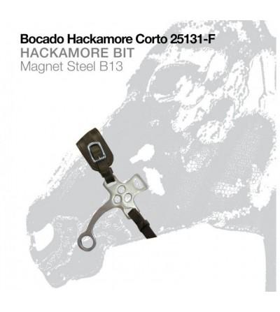 Bocado Hackamore Corto 25131-F