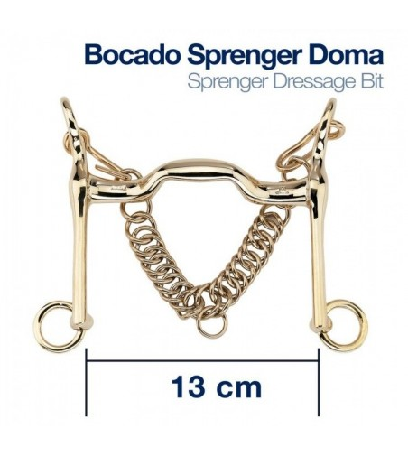 Bocado Hs-Sprenger de Doma 42281-1