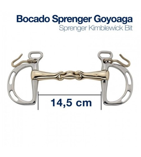 Bocado Hs-Sprenger Goyoaga 42311-1