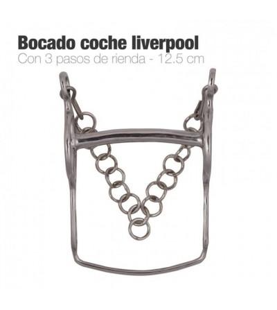 Bocado para Coche Liverpool 3-Slots 1