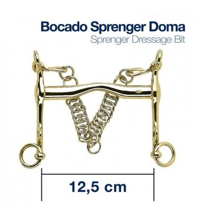 Bocado Hs Sprenger de Doma 42267-1