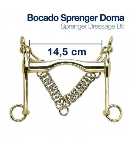 Bocado Hs-Sprenger de Doma 42261