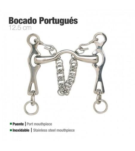 Bocado Portugués Inoxidable 217981