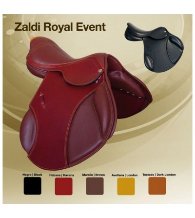 Silla Zaldi Salto Royal-Event