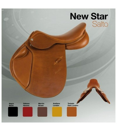 Silla Zaldi Salto New-Star