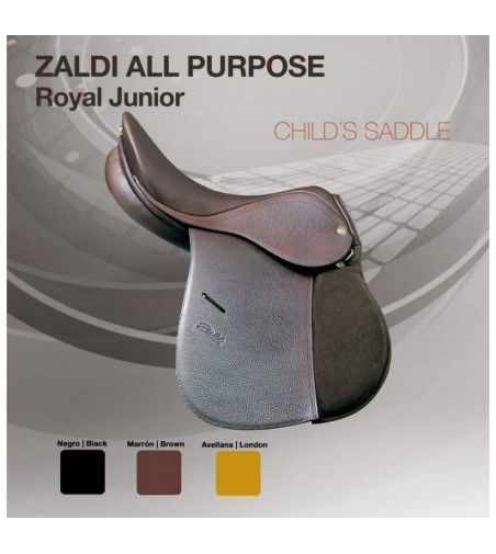 Silla Zaldi Uso General Royal Junior