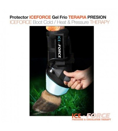 Protector Ice-Force Terapia Presión Frío & Calor