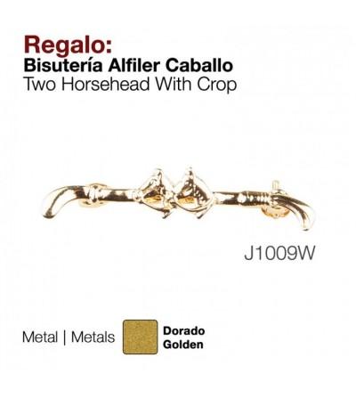 Regalo Bisuteria Zaldi Alfiler Caballo  J1009W