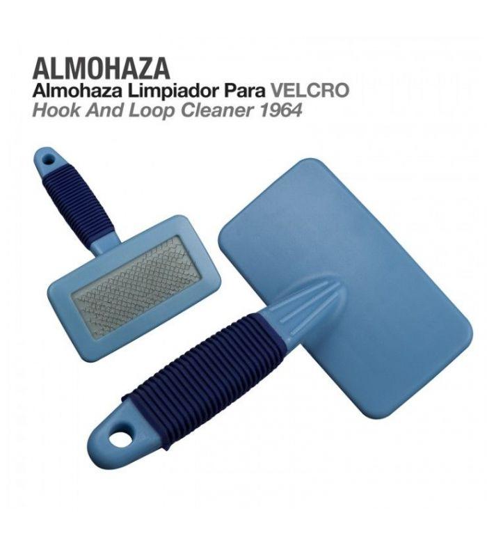 Almohaza Limpiador para Velcro