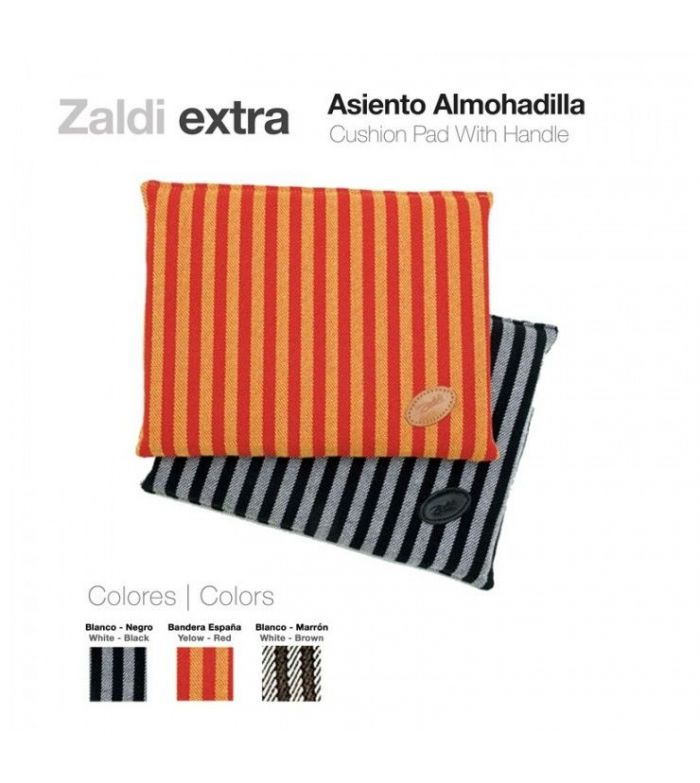 Asiento Almohadilla para Espectaculos Zaldi-Extra