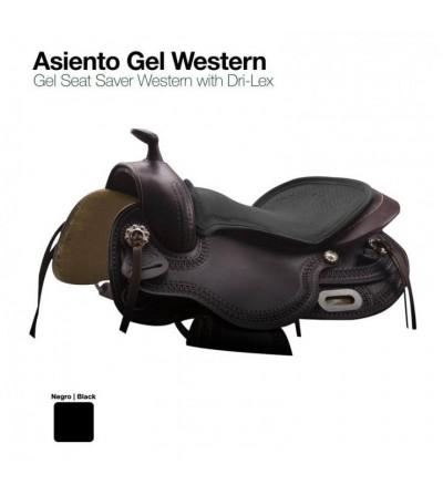 Asiento Gel Seat Saver Western