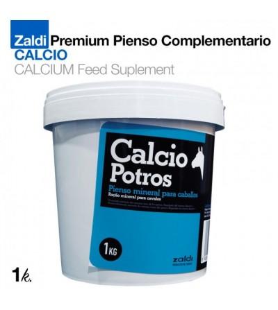 Z-Premium Pienso Complementario Calcio para Potros 1 Kg