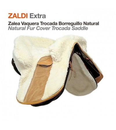 Zalea Zaldi Extra Trocada Borreguillo Natural