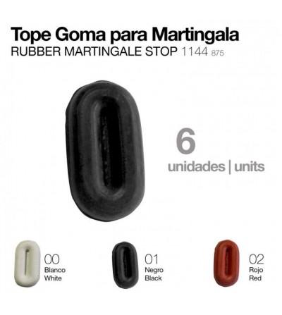 Tope de Goma para Martingala 875 (6 Uds)