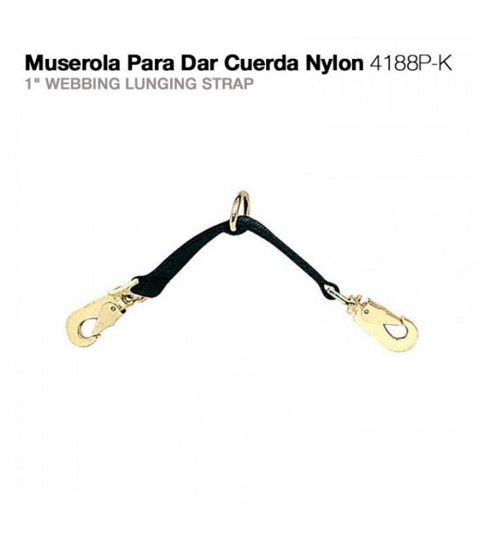 Muserola para Dar Cuerda Nylon 4188P-K
