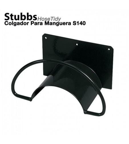 Colgador para Manguera Stubbs S140 Negro