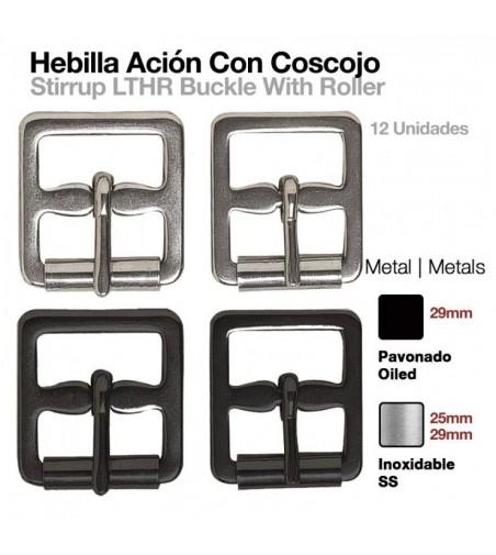 Hebilla Acion Estr.C/Cosc.24186Sr-1 (12 Uds)