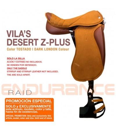 Silla Zaldi Raid Vila'S Z-Plus