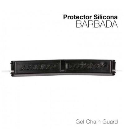 Protector Barbada Silicona Gel AC7-BLK