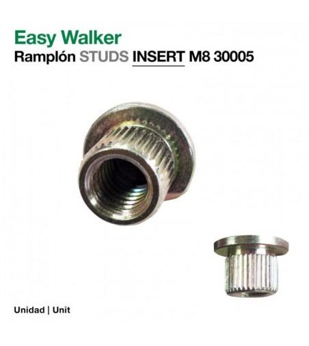 Easy Walker: Ramplón Insert M8 30005 (Ud)