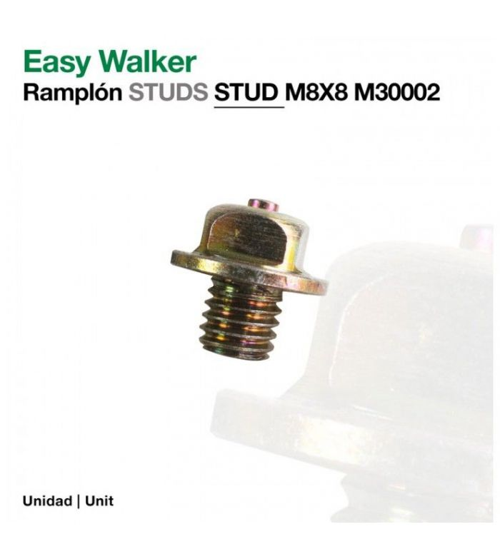 Easy Walker: Ramplón Studs 30002 (Ud)
