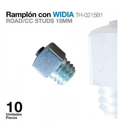 Ramplón con Widia TH-0215B1 (10 Uds)