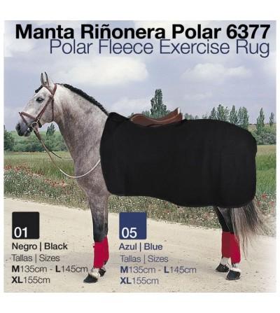 Manta Riñonera Polar 6377