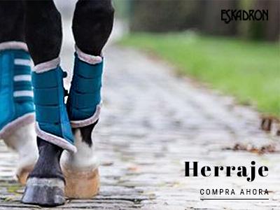 Productos para el herraje de caballos